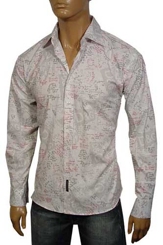 Mens Designer Clothes | DOLCE & GABBANA Dress Shirt #229