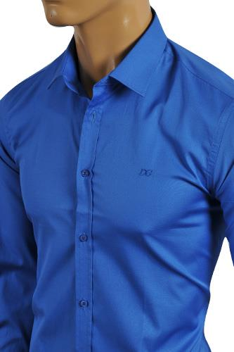 Designer Shirt Double Collar Mens Manufacturer Exporter