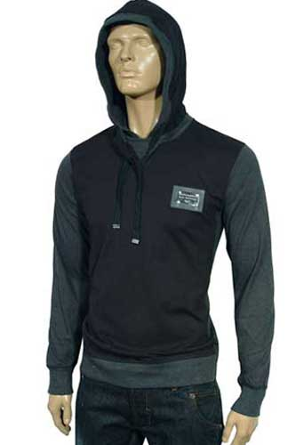 Mens Designer Clothes | DOLCE & GABBANA Cotton Hoodie #291