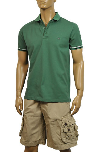 Mens Designer Clothes | DOLCE & GABBANA Mens Relax Fit Polo Shirt #358
