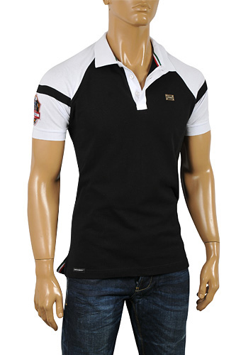 Mens Designer Clothes | DOLCE & GABBANA Men's Polo Shirt #432