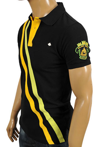 Mens Designer Clothes | DOLCE & GABBANA Men's Polo Shirt #434