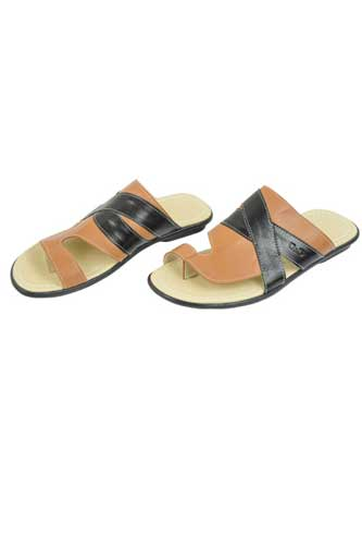 Mens Designer Clothes | DOLCE & GABBANA Mens Leather Sandals #201