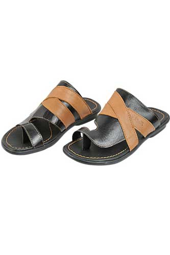 Mens Designer Clothes | DOLCE & GABBANA Mens Leather Sandals #203