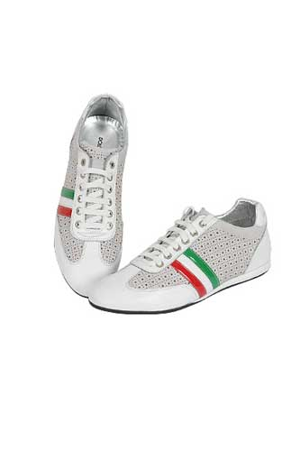Designer Clothes Shoes | DOLCE & GABBANA Men's Leather Sneakers Shoes #215