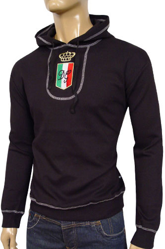 Mens Designer Clothes | DOLCE & GABBANA Mens Hoodie/Sweater #169
