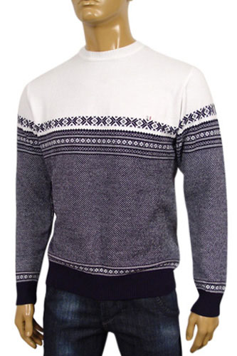 Mens Designer Clothes | DOLCE & GABBANA Mens Knit Sweater #178