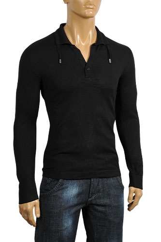 Mens Designer Clothes | DOLCE & GABBANA Men's Body/Sweater Shirt #197