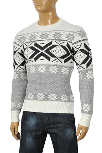 Mens Designer Clothes | DOLCE & GABBANA Men's Knitted Sweater #203