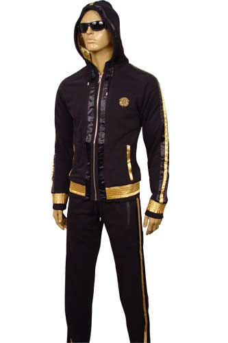 Mens Designer Clothes | DOLCE & GABBANA Men's Zip Up Tracksuit #283