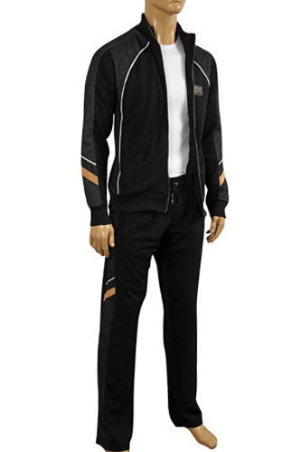 Mens Designer Clothes | DOLCE & GABBANA Men's Zip Up Tracksuit #401