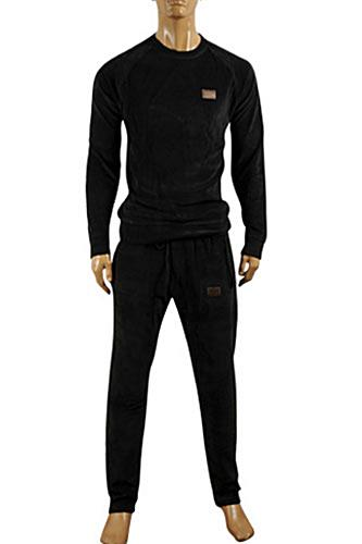 Mens Designer Clothes | DOLCE & GABBANA Men's Cotton Tracksuit #403