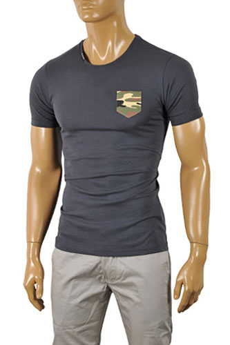 Mens Designer Clothes | DOLCE & GABBANA Men's Short Sleeve Tee #210