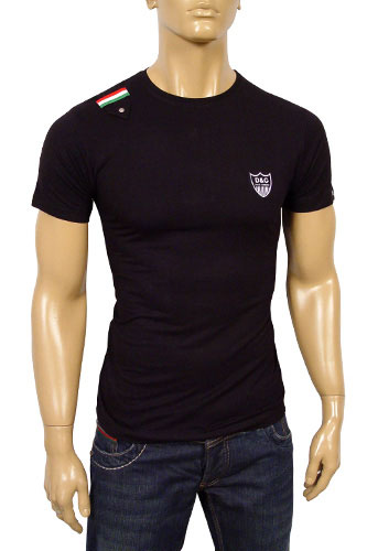 Mens Designer Clothes | DOLCE & GABBANA Mens Short Sleeve Tee, #90