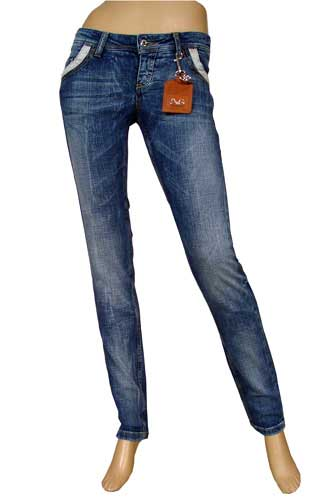 Womens Designer Clothes | DOLCE & GABBANA Ladies JEANS #138
