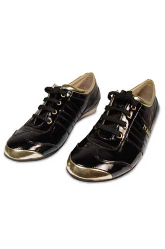Designer Clothes Shoes | DOLCE & GABBANA Lady's Leather Sneakers Shoes #27