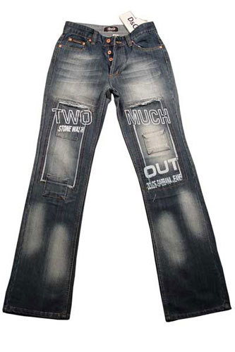 Mens Designer Clothes | DOLCE & GABBANA Jeans, New with tags, Made in Italy #69