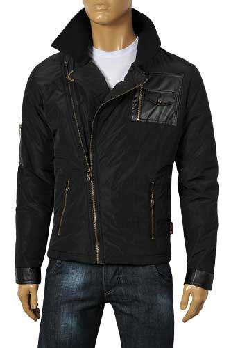 Mens Designer Clothes | DSQUARED Men's Zip Up Jacket #2