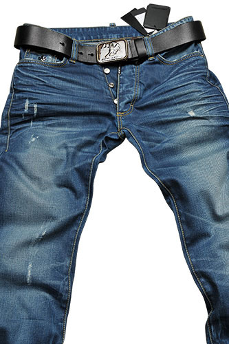 Mens Designer Clothes | DSQUARED MENu0026#39;S JEANS With Belt #7