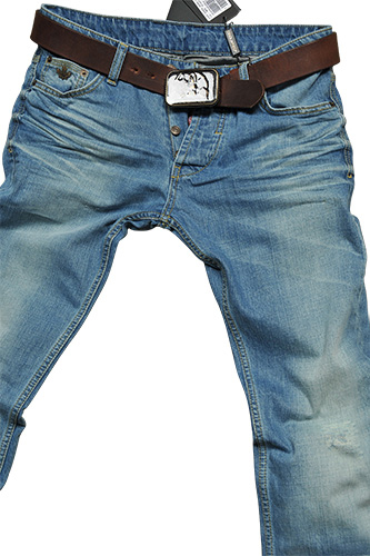 Mens Designer Clothes | DSQUARED Menu0026#39;s Jeans With Belt #9