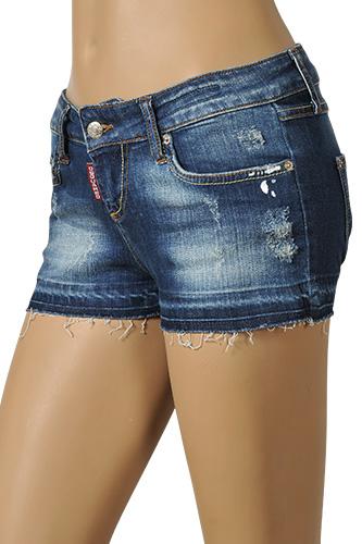 Womens Designer Clothes   DSQUARED Ladies' Jeans Shorts #43
