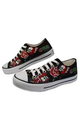 Designer Clothes Shoes | ED HARDY Ladies Sneaker Shoes #10