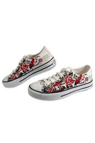 Designer Clothes Shoes | ED HARDY Ladies Sneaker Shoes #12