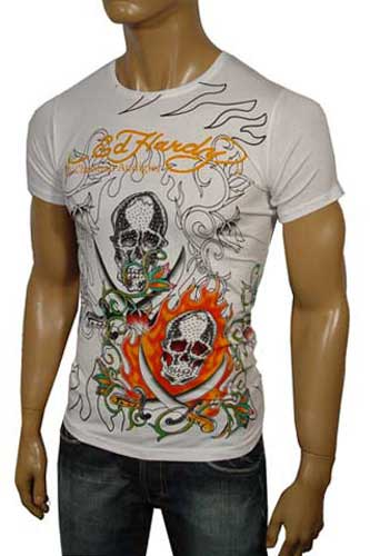 Mens Designer Clothes | ED HARDY Short Sleeve Tee #18