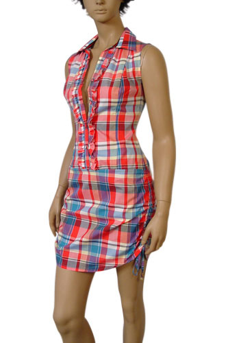 Womens Designer Clothes | GUCCI Ladies Sleeveless Dress #152