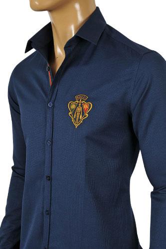 mens designer clothes gucci men 39 s dress shirt 192 view 4