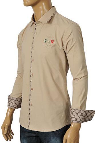 mens designer clothes gucci men 39 s dress shirt 224