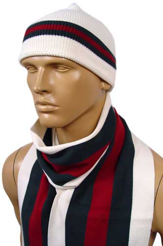 Versace Hat And Scarf Set Mens  7d74a7878e8