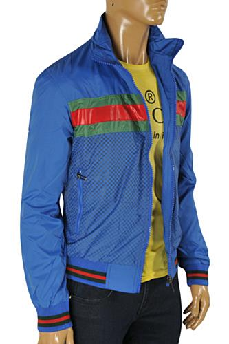 Designer Clothes | GUCCI Men's Windbreaker Jacket #147