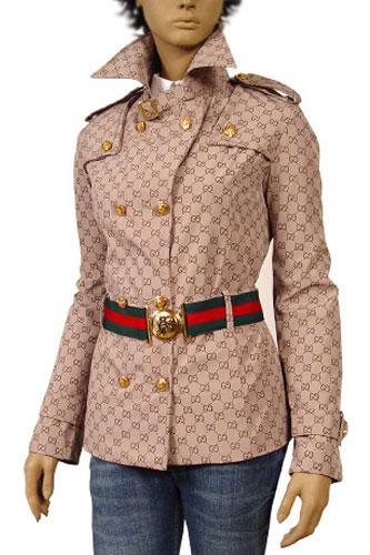 Womens gucci jacket