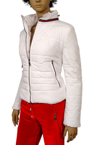 Womens Designer Clothes | GUCCI Ladies Warm Zip Jacket #70