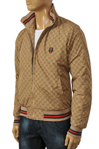 Mens Designer Clothes Gucci Men 39 S Zip Jacket 99
