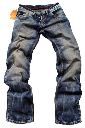 Mens Designer Clothes | GUCCI Mens Wash Denim Jeans #34