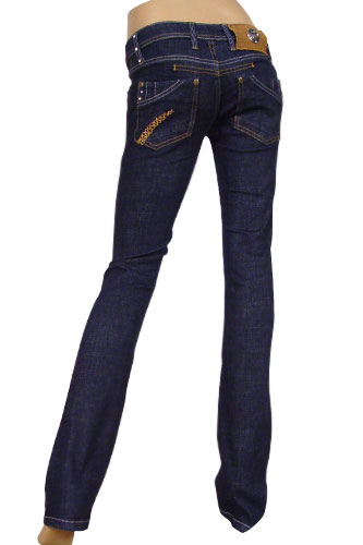 Womens Designer Clothes | GUCCI Ladies Stretch Jeans #44 View 3