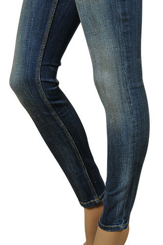 Ripped Womens Skinny Jeans