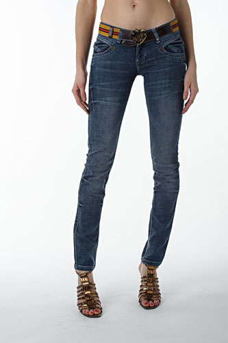 Womens Designer Clothes | GUCCI Ladies Jeans With Belt #87