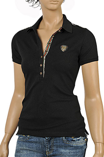 Womens Designer Clothes | GUCCI Ladies Polo Shirt #276