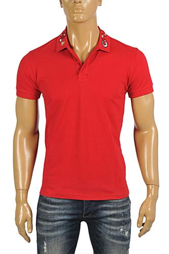 Mens Designer Clothes | GUCCI Men's Polo Shirt #350