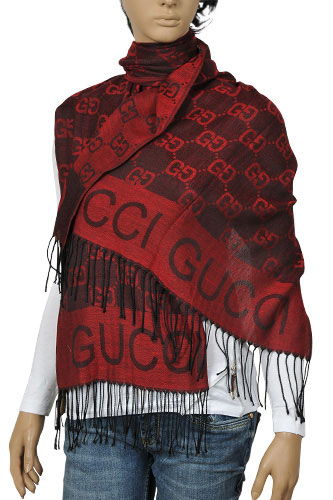 Womens Designer Clothes | GUCCI Ladies Scarf #87