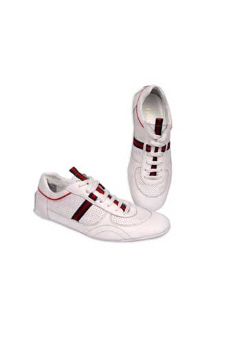 Designer Clothes Shoes | GUCCI Leather Sneaker Shoes For Men #122