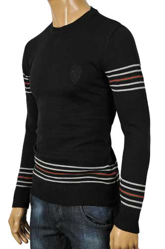 Mens Designer Clothes | GUCCI Fitted Men's Sweater #49