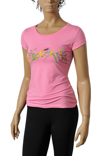 Womens Designer Clothes | GUCCI Ladies' Short Sleeve Top #119
