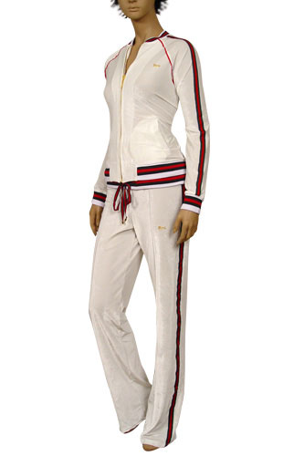 Womens Designer Clothes | GUCCI Ladies Zip Up Tracksuit #58