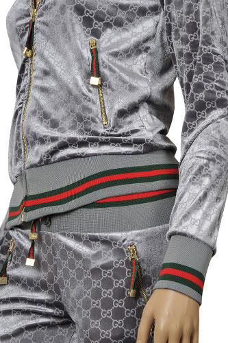 Womens Designer Clothes Gucci Ladies Zip Up Tracksuit 90