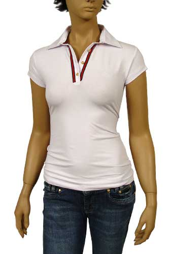 womens designer clothes gucci ladies polo shirt 74