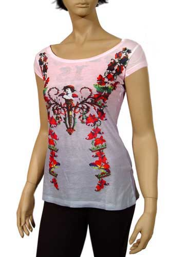 Womens Designer Clothes | GUCCI Lady's Cap Sleeve Tunic #8